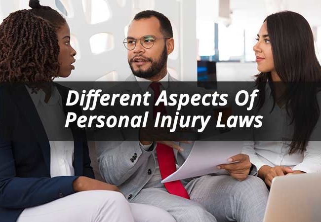 Different Aspects Of Personal Injury Laws That A Plaintiff Must Be Aware Of