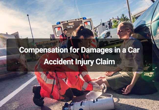 Car accident injury claim